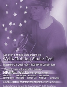 flyer - wells holiday music fest - Final 2
